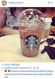 Instagram Marseille Starbuck